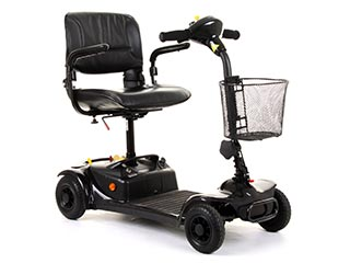 Strider Sport Travel Mobility Scooter