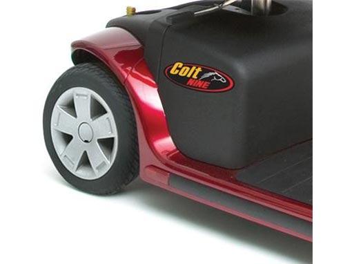Colt Nine Pavement Mobility Suspension
