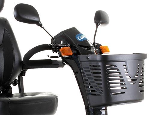 Daytona XLR Mobility Scooter Delta Tiller