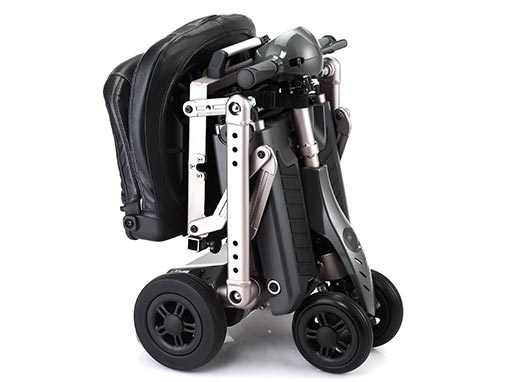 Explor Mobility Scooter Folds Down
