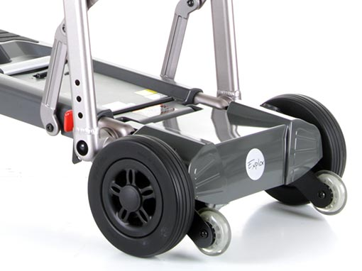 Explor Scooter Rear Wheels