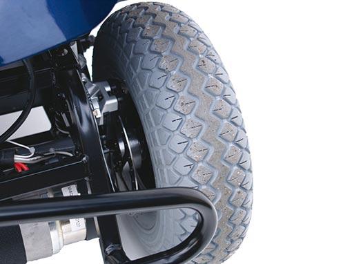 Van Os Galaxy 6-8mph Mobility Suspension