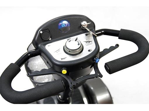 Sterling Sapphire 2 Scooter Delta Tiller