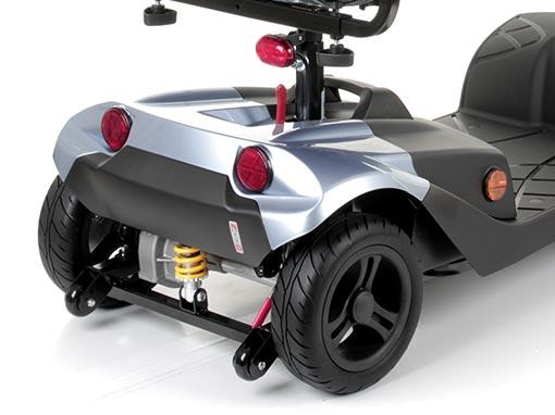 Stride Sport Scooter Rear Wheels