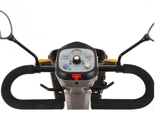 Titan Mobilty Scooter Delta Tiller