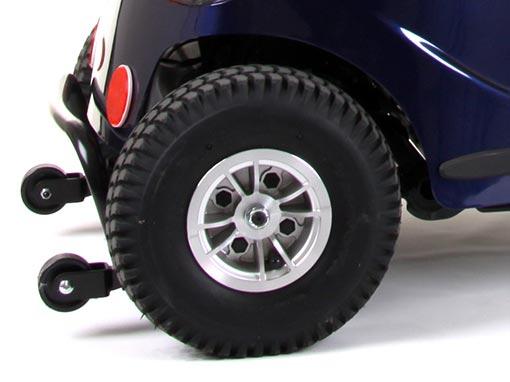 Van Os Universe 6-8mph Mobility Suspension