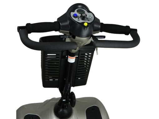Victory pavement mobility scooter Delta Tiller