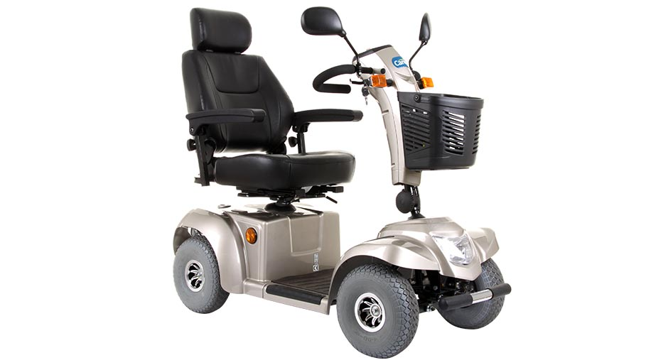 Titan Mobility Scooter