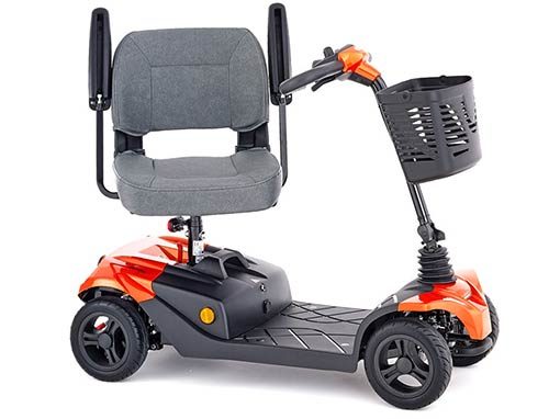 Stride Sport Mobility Scooter Charging