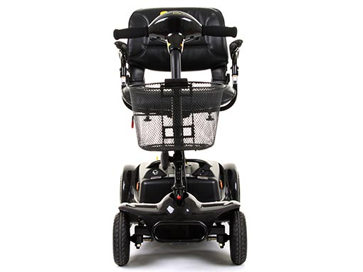 Ultralight 480 Mobility Scooter Charging