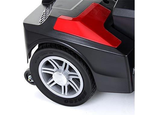 Drive Scout 3 Travel Mobility Scooter Rear Wheels
