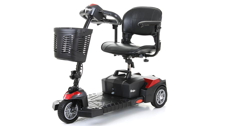Drive Scout 3 Travel Mobility Scooter