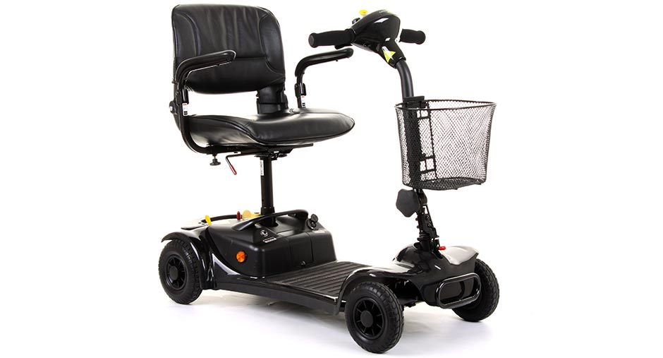 Rascal Ultralight 480 Travel mobility Scooter