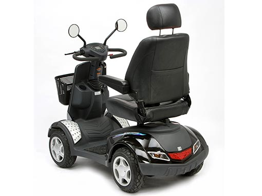Aviator Mobility Scooter Rear