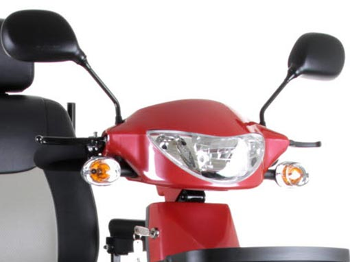 Discovery Sport Scooter Delta Tiller