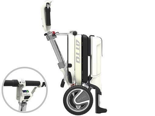 ATTO Freedom Travel Mobility Scooter