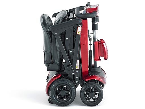 Genie + Folding Travel Scooter