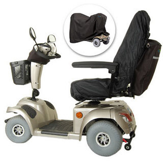 Mobility Scooter Accessories to Enhance Your Comfort