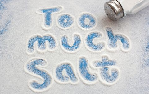 The Health Impact of Too Much Salt in Your Diet